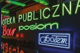Warszawa Atrakcja Muzeum Neon Muzeum