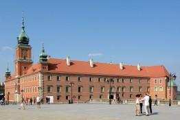Warszawa Atrakcja Muzeum Zamek Królewski