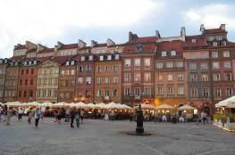 Warszawa Atrakcja Zabytek Rynek Starego Miasta