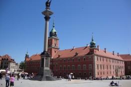 Warszawa Atrakcja Zabytek Plac Zamkowy