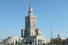Warszawa Atrakcja Warto zobaczyć Pałac Kultury i Nauki