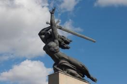 Warszawa Atrakcja Pomnik Pomnik Bohaterów Warszawy