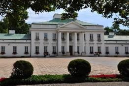 Warszawa Atrakcja Warto zobaczyć Pałac Belwederski