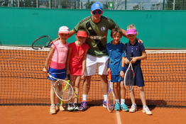 Warszawa Atrakcja Szkoła tenisa Akademia Tenisowa Legia Warszawa