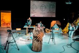 Warszawa Atrakcja Teatr Teatr Studio im. Stanisława Ignacego Witkiewicza