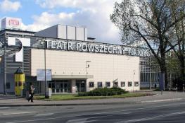 Warszawa Atrakcja Teatr Teatr Powszechny