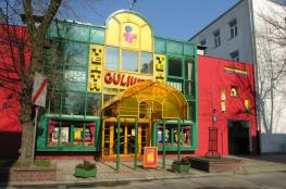 Warszawa Atrakcja Teatr Teatr Guliwer