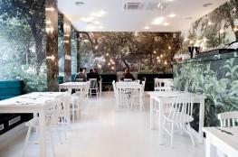 Warszawa Restauracja Restauracja włoska Trattoria Rucola