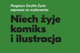 Warszawa Wydarzenie Kulturalne Niech żyje komiks i ilustracja