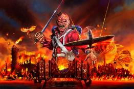 Warszawa Wydarzenie Koncert Iron Maiden