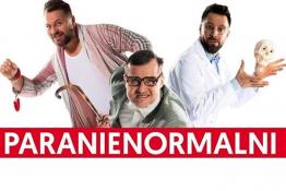 Warszawa Wydarzenie Kabaret Paranienormalni - Z humorem trzeba żyć