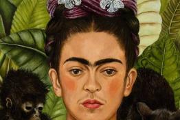 Warszawa Wydarzenie Film w kinie Frida Kahlo | Wielkie malarstwo na ekranie