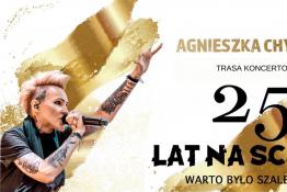 """Warszawa Wydarzenie Koncert Agnieszka Chylińska """"Warto było szaleć tak!"""""""