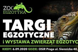 Warszawa Wydarzenie Targi ZooEgzotyka