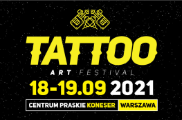 Warszawa Wydarzenie Festiwal Tattoo Art Festival 2021