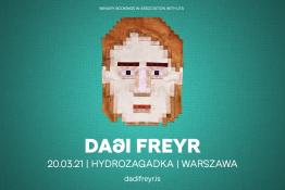 Warszawa Wydarzenie Koncert Daði Freyr