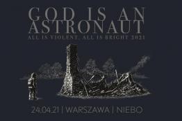 Warszawa Wydarzenie Koncert God Is An Astronaut