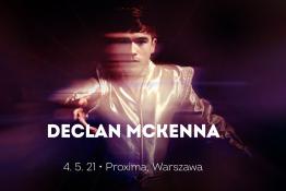 Warszawa Wydarzenie Koncert Declan McKenna