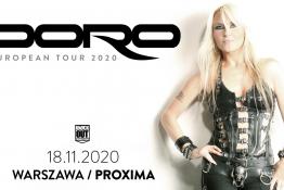 Warszawa Wydarzenie Koncert Doro