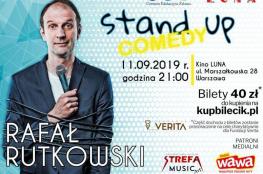 Warszawa Wydarzenie Kabaret Stand-Up Rafała Rutkowskiego ''Homar z Biedronki''