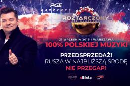 Warszawa Wydarzenie Festiwal Roztańczony PGE Narodowy 2019