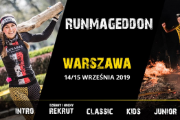 Warszawa Wydarzenie Bieg Runmageddon Warszawa