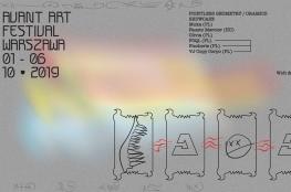 Warszawa Wydarzenie Festiwal Avant Art Festival 2019 Warszawa