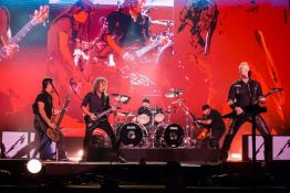 Warszawa Wydarzenie Koncert Metallica Official Event, PGE Narodowy, 21.08.2019