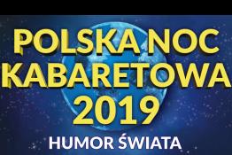Warszawa Wydarzenie Kabaret Polska Noc Kabaretowa